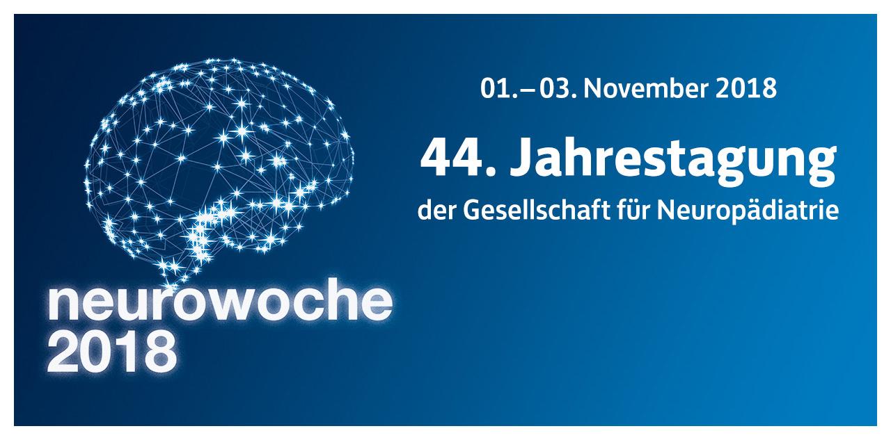 44. Jahrestagung der Gesellschaft für Neuropädiatrie, Berlin (D)