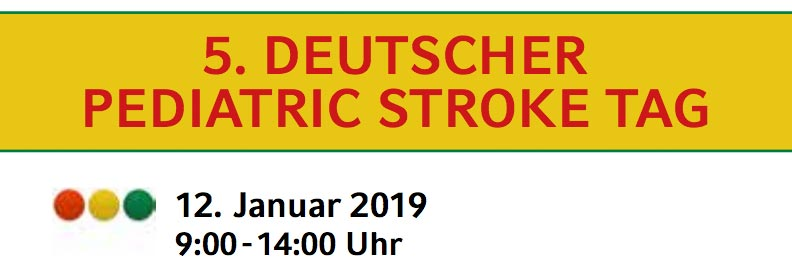 5. Deutscher Pediatric Stroke Day