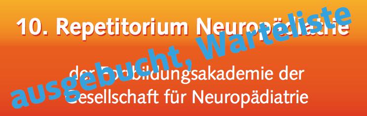 Repetitorium Neuropädiatrie der GNP, Frankfurt (D)