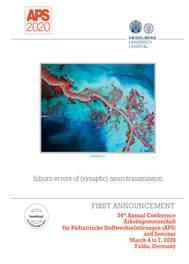 Inborn errors of (synaptic) neurotransmission - Jahrestagung der Arbeitsgemeinschaft pädiatrische Stoffwechselstörungen