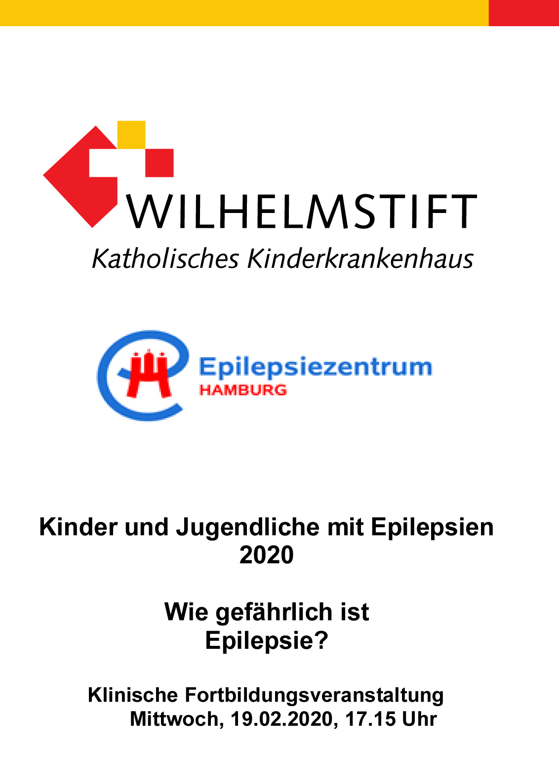 Kinder und Jugendliche  mit Epilepsien 2020 - Wie gefährlich ist Epilepsie?