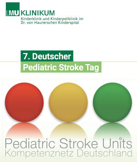 7. Deutscher Pediatric Stroke Tag
